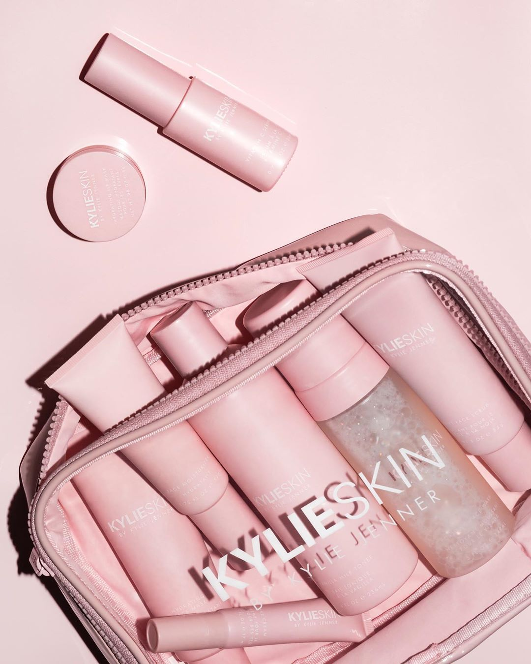 Kylie Skin Sets sold out! 💗 Stay tuned for the next