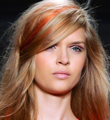 les colorations acidul es pour pimper vos cheveux m ches coiffure attach e et coiffures. Black Bedroom Furniture Sets. Home Design Ideas