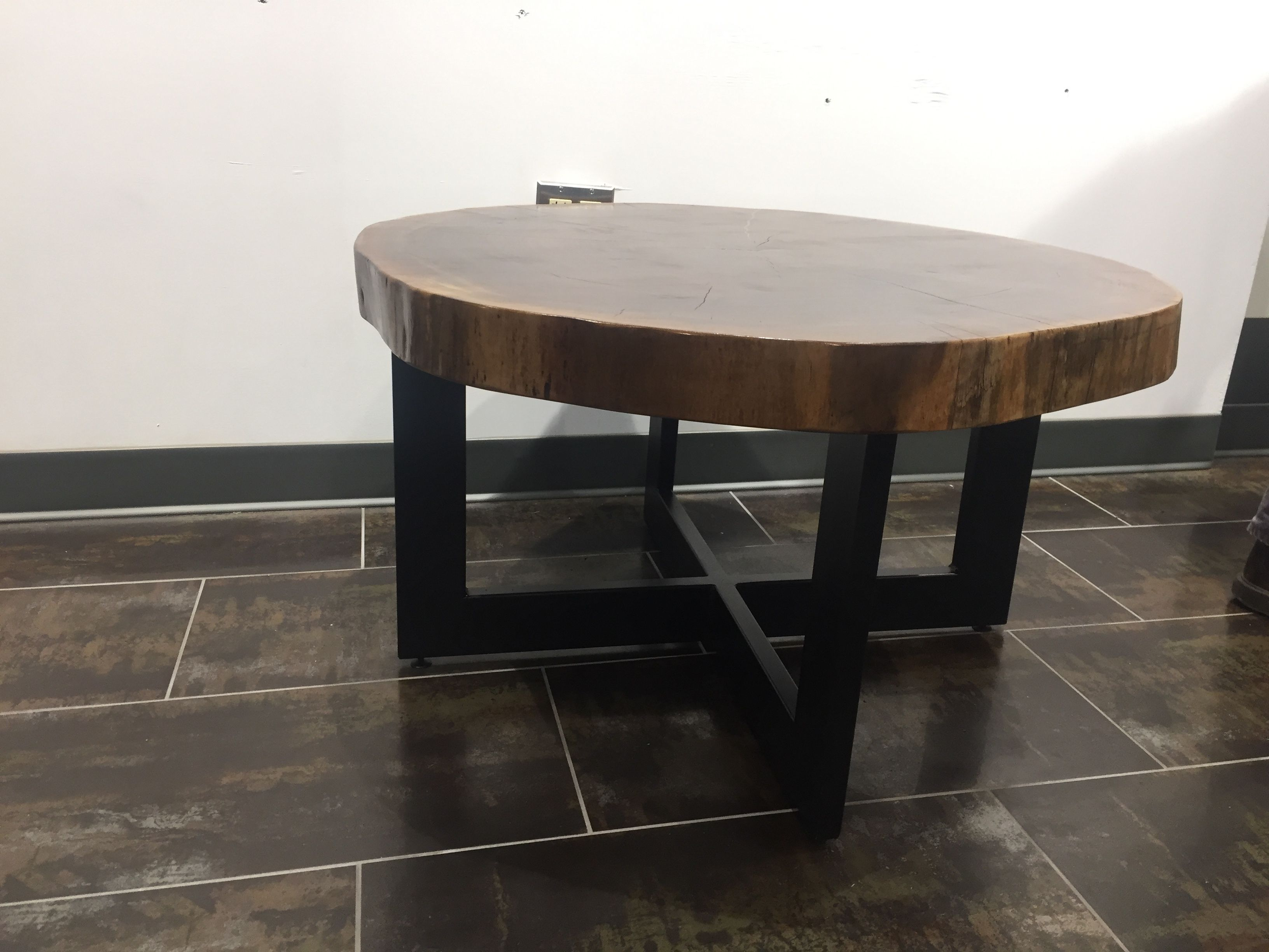 Custom Rustic Modern Reclaimed Wood Table Created By Monkey In The Metal Baltimore Md Madeinbaltimore