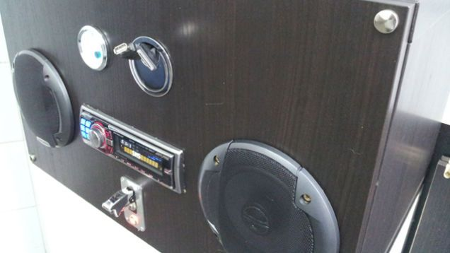 Turn an Old Car Stereo Into a Boom Box | Projects to Try