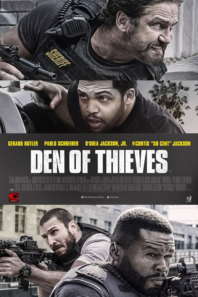 Den of Thieves Full movies, Free movies online