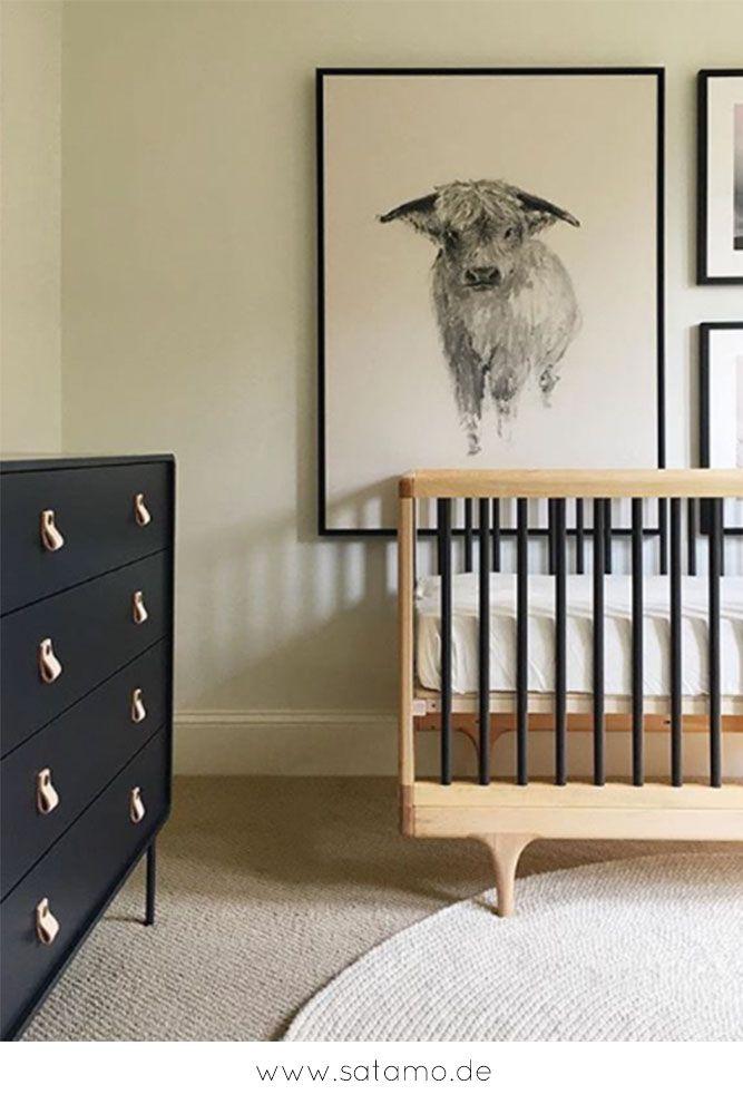 Beliebt Babybett CARAVAN | Babyzimmer | Baby jungenzimmer, Babybett und YX49