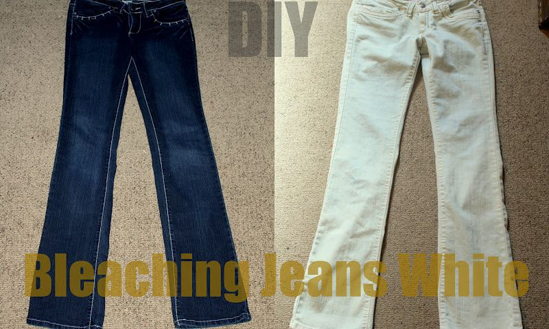 Keeping Up With Us Jones Bleaching Jeans Bleached Jeans Bleach Jeans Diy Bleaching Clothes