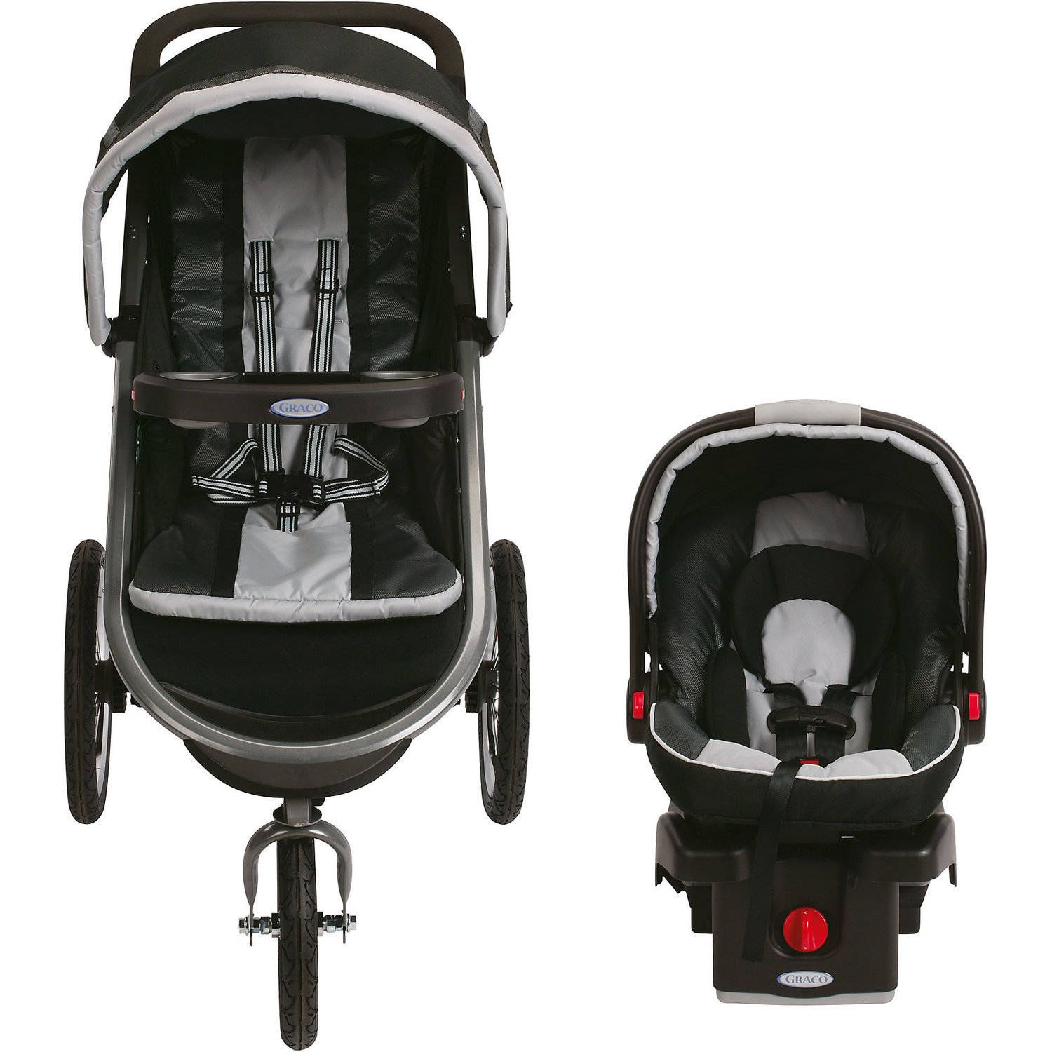 47 reference of stroller Travel System graco fastaction in