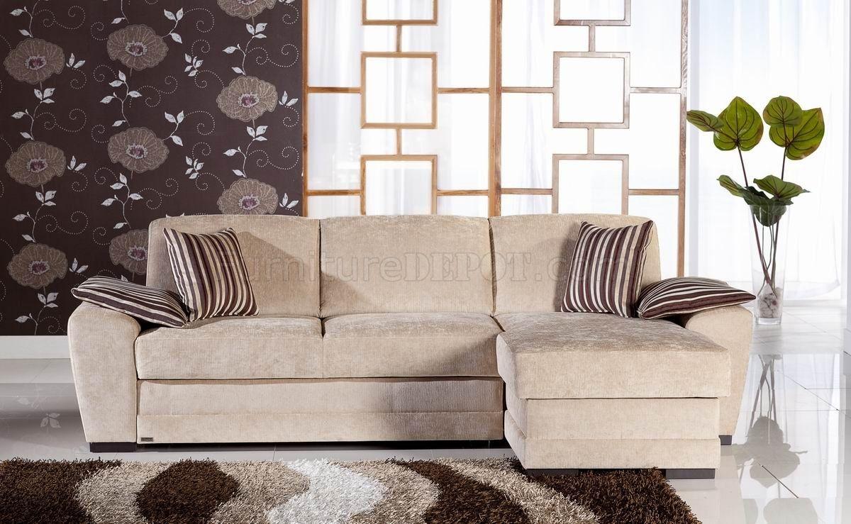 Cream Sectional Sofa Fabric