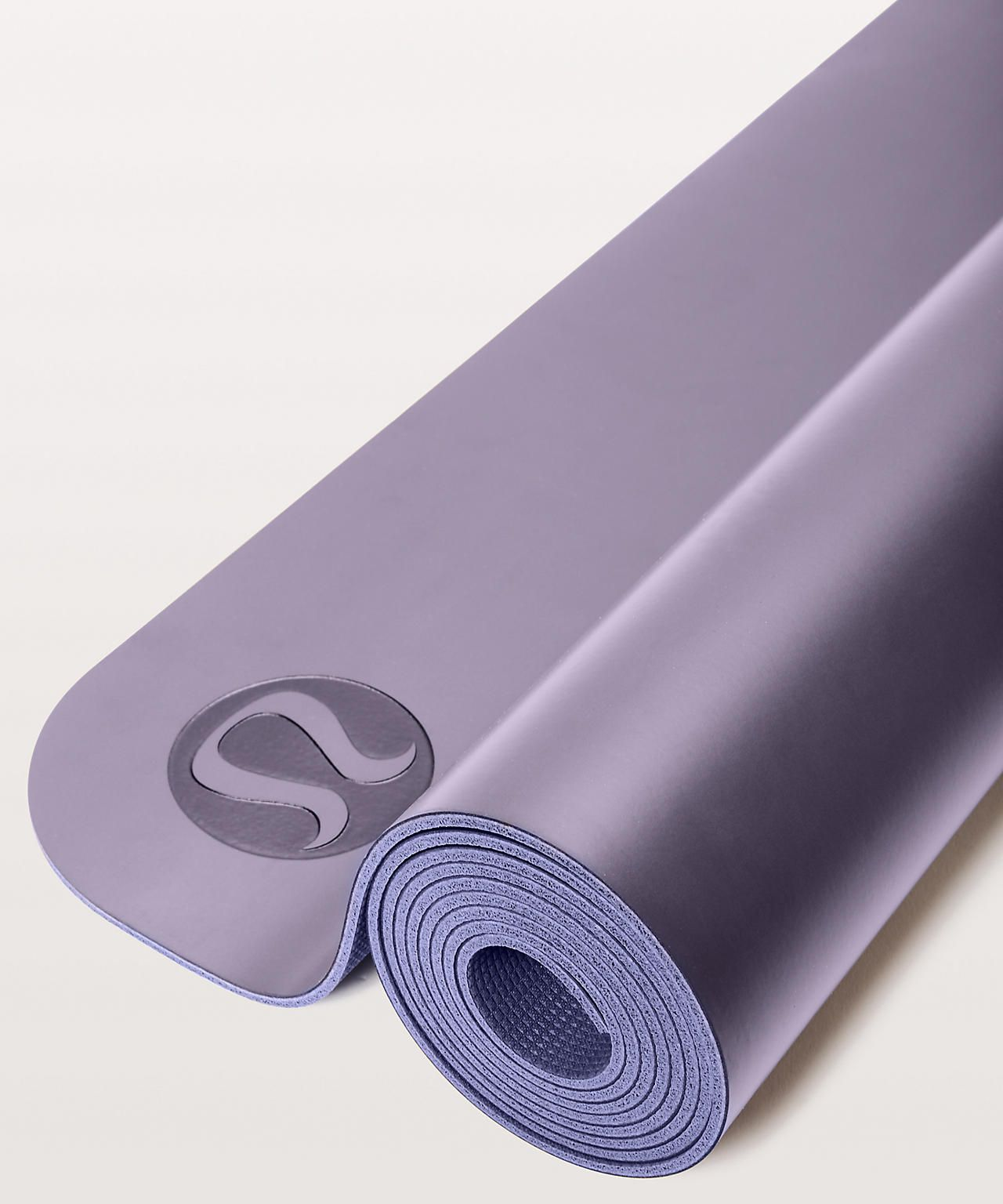 c86f38accb The reversible purple / blue yoga mat - LULULEMON | ⭐ CHRĪSTMĀS ...