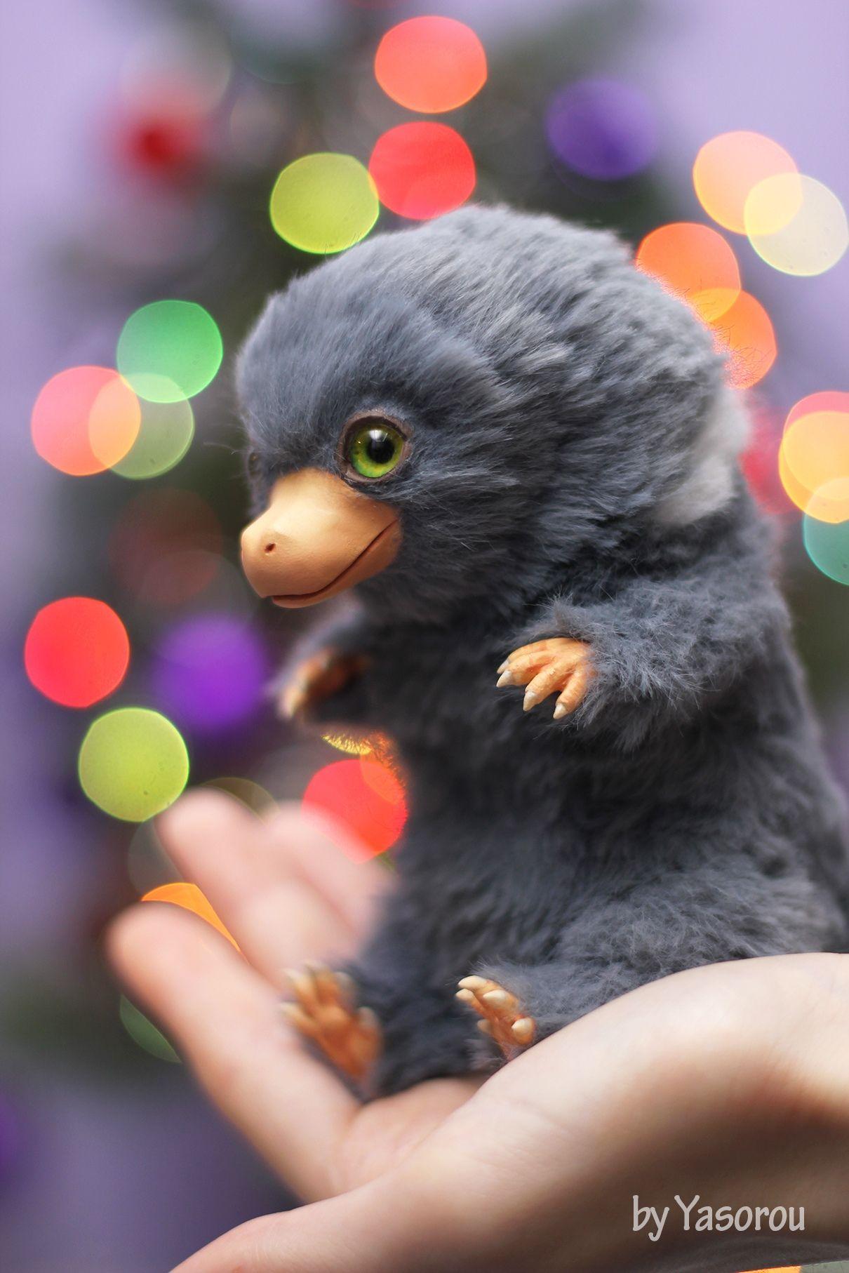 Hantastische Tierwesen Niffler Costume Niffler Real Life Niffler Figure Niffler Pansy Parkinson Niffler Pansy Park Phantastische Tierwesen Tiere Tierwesen