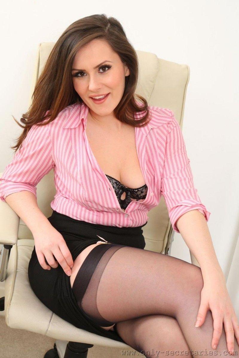 Charlotte Springer @ Uk Glamour