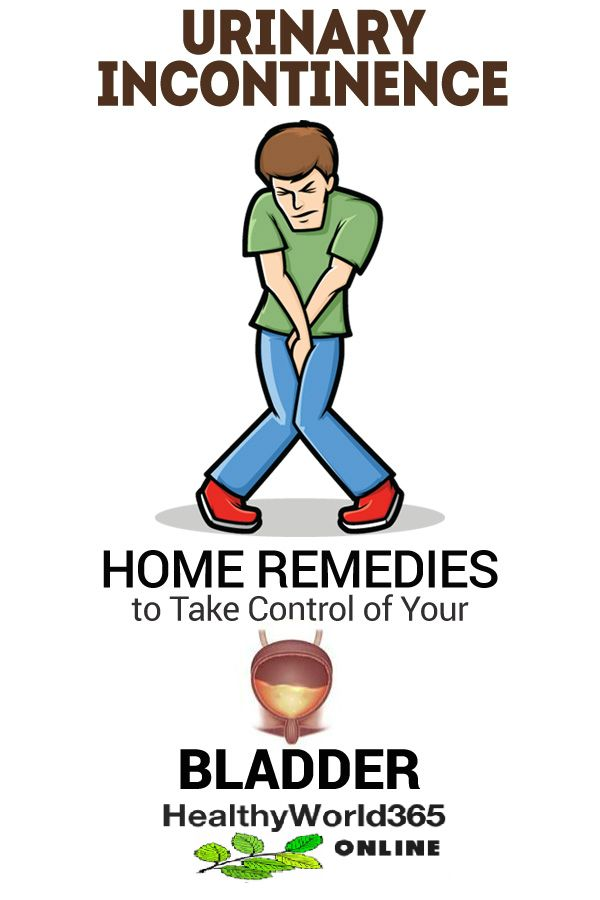 Home Remedies for Urinary Infenctions -Incontinence ...