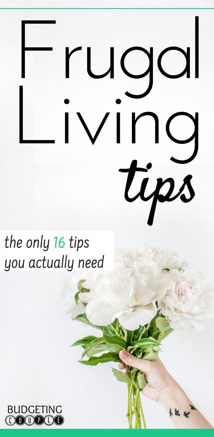 Best Frugal Living Tips That Are Actually Worth Your Time #startsavingmoney