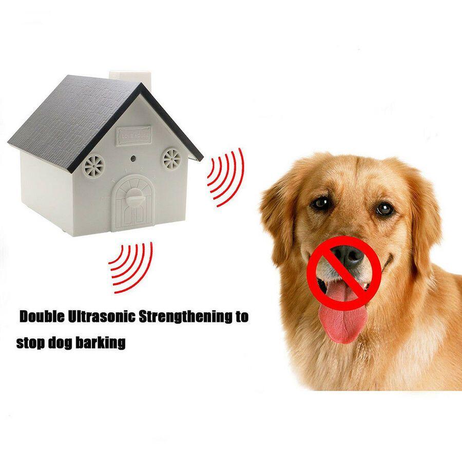 Outdoor Ultrasonic Anti Barking Control Device Dog Pet Stop