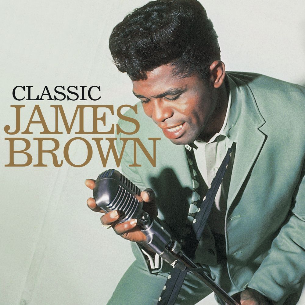 james brown слушать