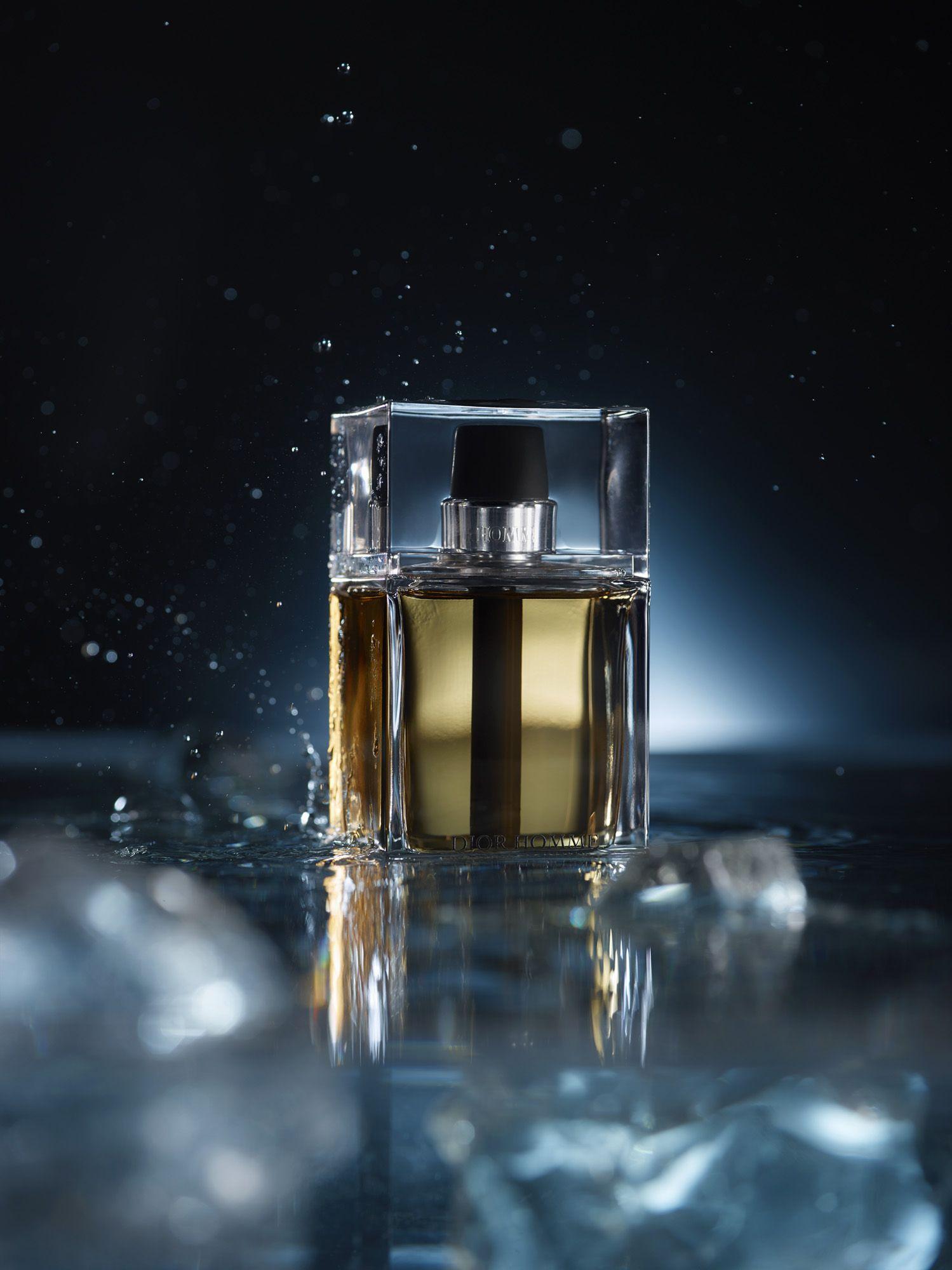 Aqua Perfume - Editorial - Charles Negre - Photographer - Carole Lambert