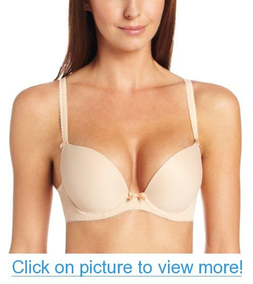 Buy Freya Nude Deco Under Wire Moulded Plunge Bra from the