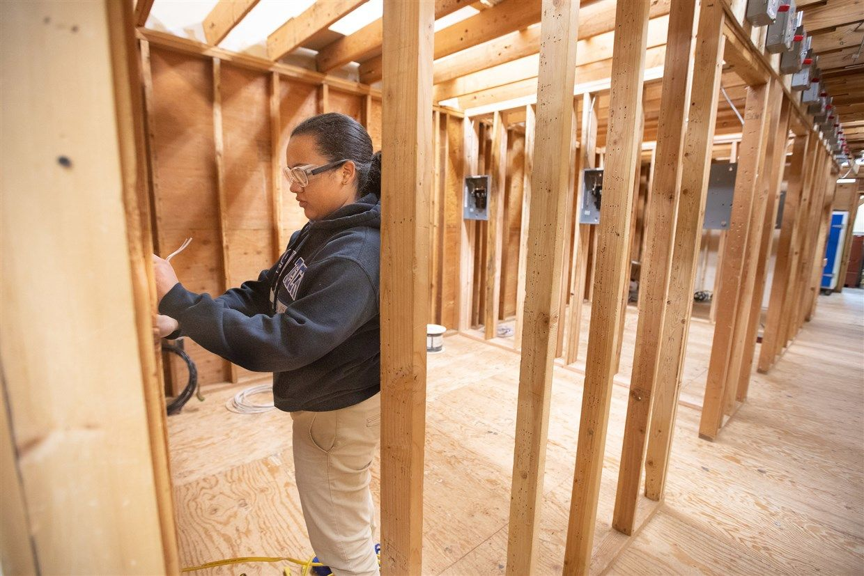 'What's on the horizon' How N.J. turned vocational