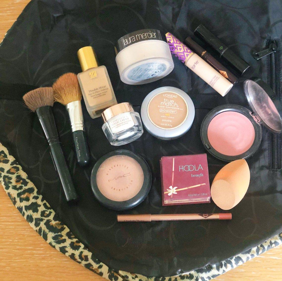 What S In My Makeup Bag My Everyday Makeup Everyday Makeup