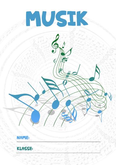 Dieses Musik Deckblatt Und Weitere Kostenlose Deckblätter Im Pdf