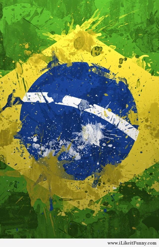 Awesome Brazil Flag Iphone 5s Wallpapers Bandeira Do Brasil