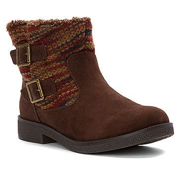 Womens Boots Rocket Dog Timmy Tribal Brown Hush