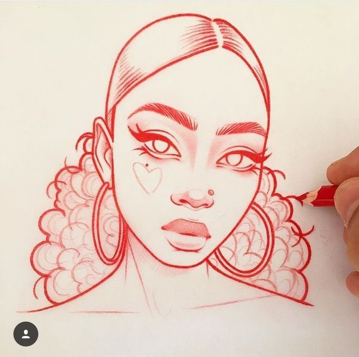 Pin by R'riyon Draine on Art inspiration in 2019 | Girl ...