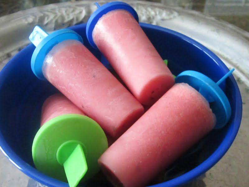 Healthy Kid-Friendly Summer Pops