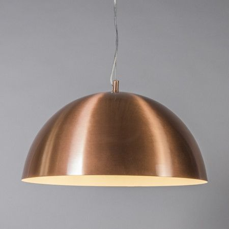 pendelleuchte magna 45 kupfer matt esstisch lampe pinterest kupfer beleuchtung und lampen. Black Bedroom Furniture Sets. Home Design Ideas