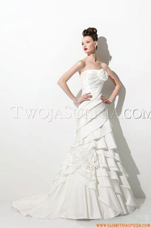 b26cae9d65e7 Abiti da Sposa Jasmine T398 Couture - Bestsellery