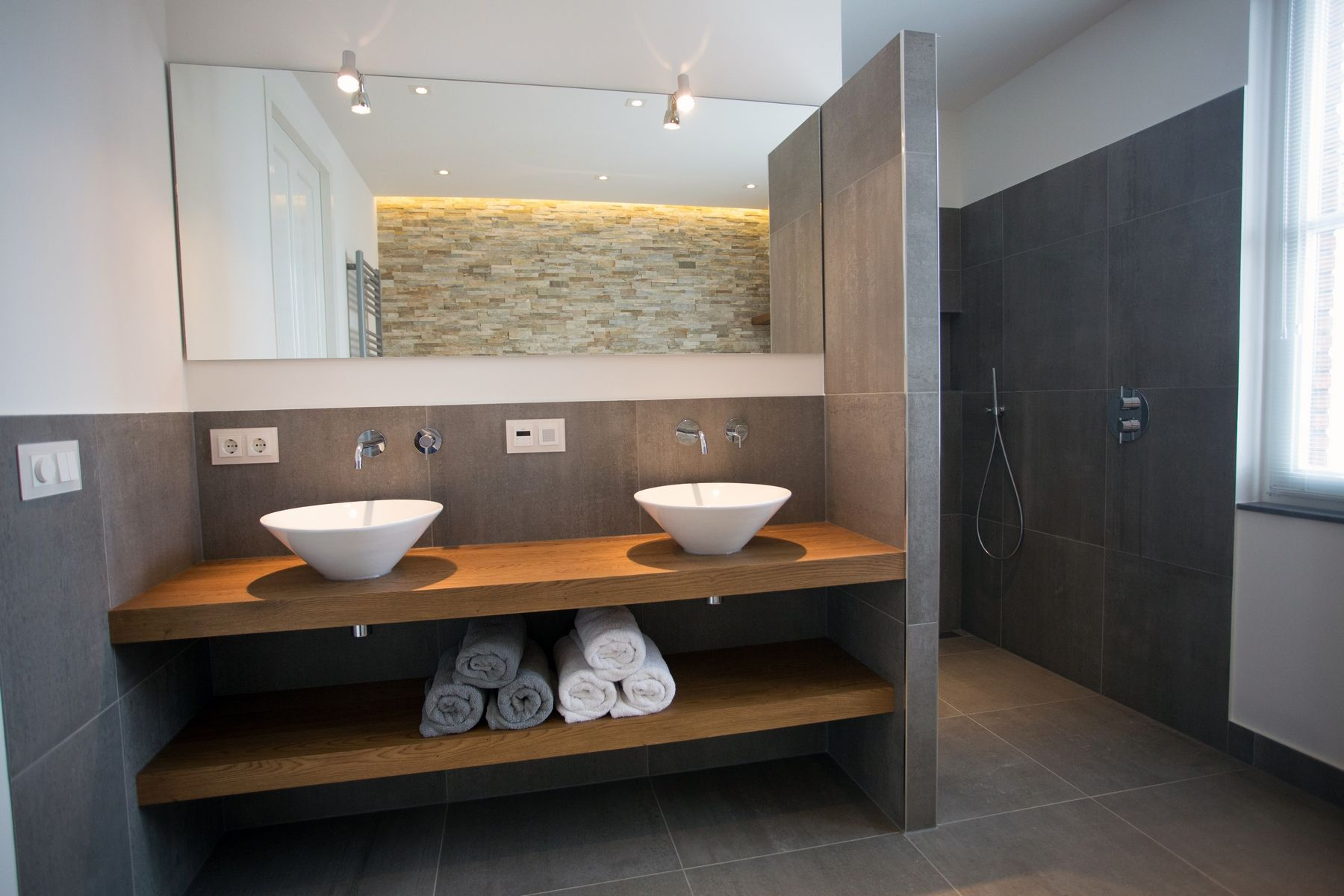 Badkamer Utrecht / badkamershowroom De Eerste Kamer | House