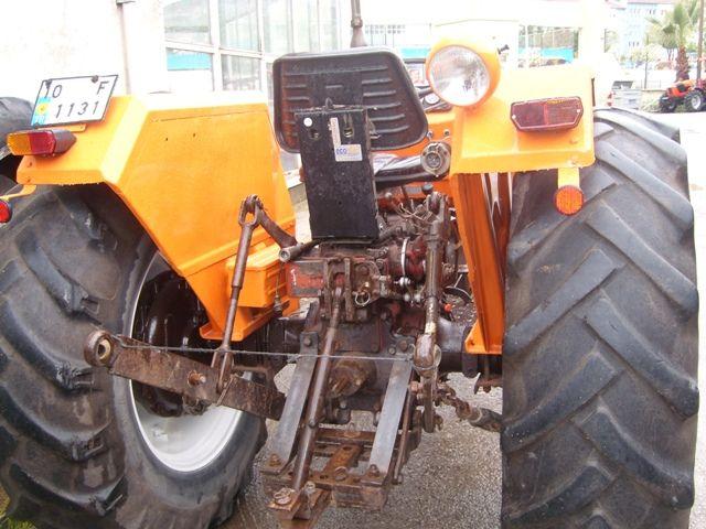 1982 Model FİAT 640