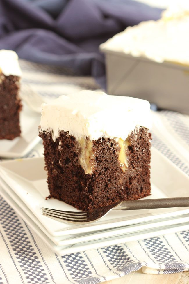 Beer Float Poke Cake Moist, chocolatey Root Beer Float Poke Cake is easy to make and perfect for entertaining.   @suburbansoapbox @targetMoist, chocolatey Root Beer Float Poke Cake is easy to make and perfect for entertaining.   @suburbansoapbox @target