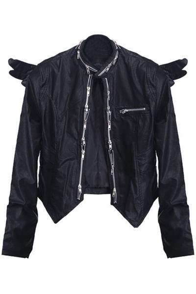 Куртка с крыльями на спине