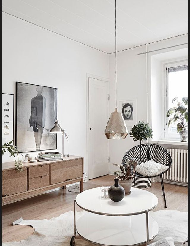 77 gorgeous examples of scandinavian interior design stylish scandinavian home with copper light feature