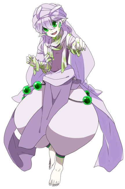goodra gijinka nobu by gijinkatrainer on deviantart
