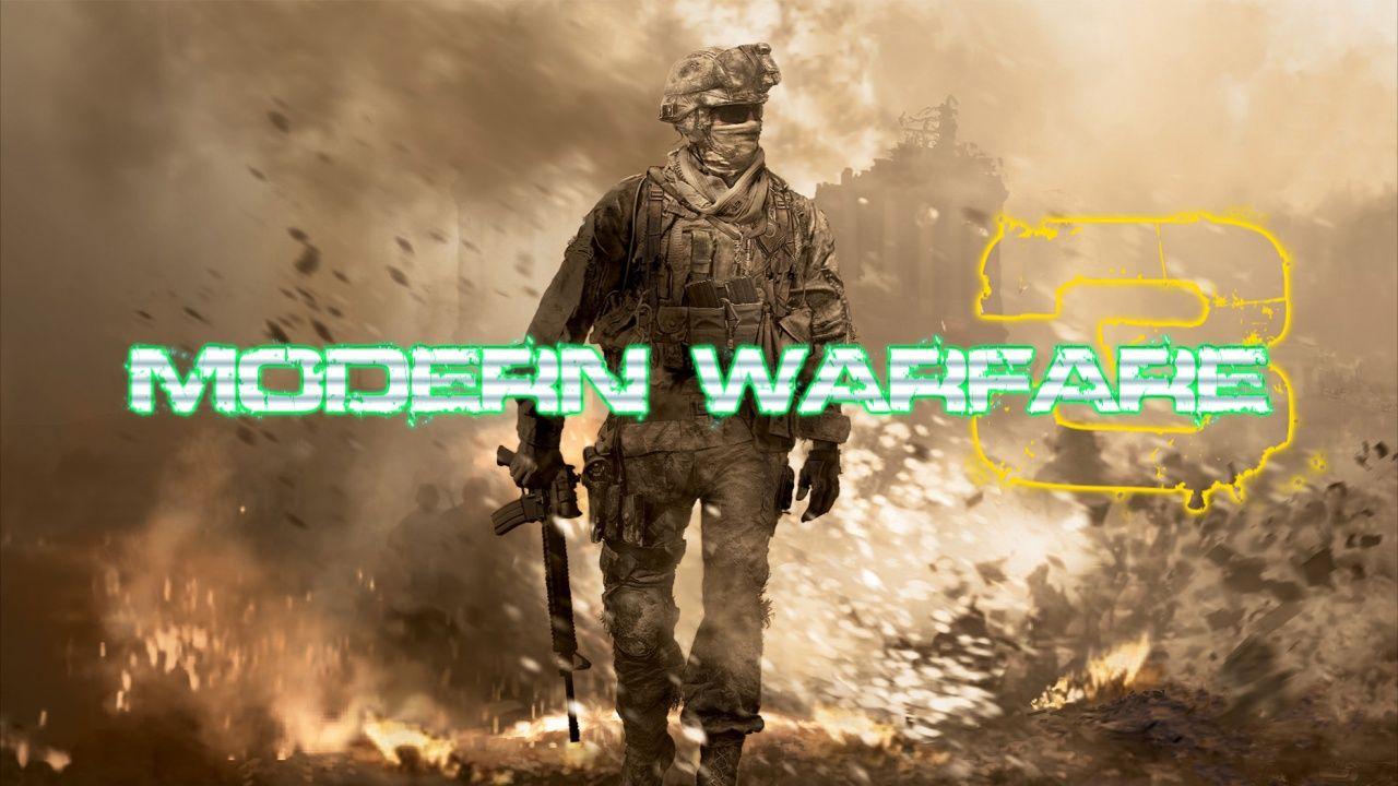 Call Of Duty Modern Warfare Wallpapers Or Desktop Backgrounds
