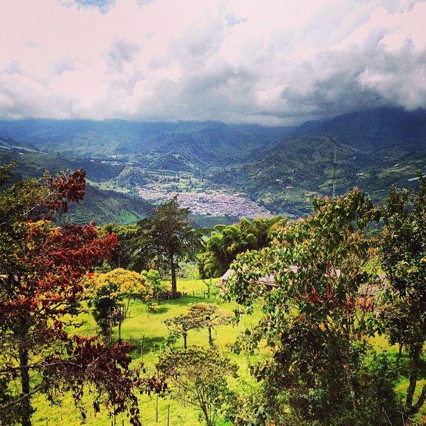 Jardín In the Coffee Zone of Antioquia Travelastronaut