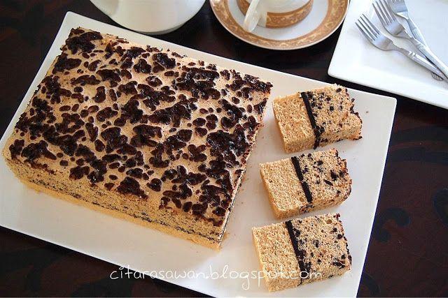 pin  cakes Resepi Brownies Mug Enak dan Mudah