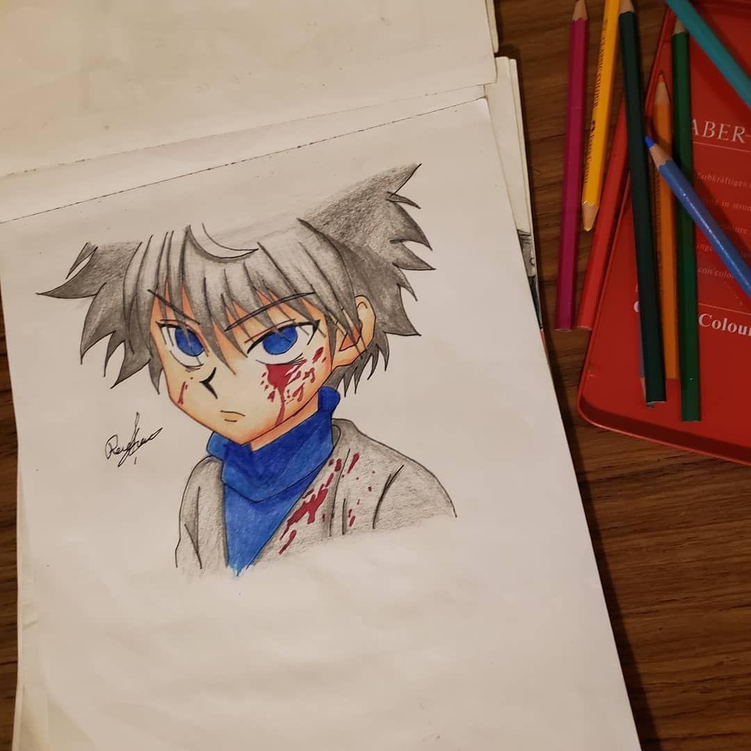 رسمتي لكيلوا ادري كلكم تحبونه تفاعلو عشانو و اعطو لكيلوا مش لي لايكات و تعليقات رسامين رسامين عرب رسمي طور فنك رسما Art Artwork Anime Art