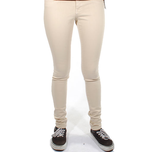 Stix Girls Classic Monkey Skinny Pants (Khaki) $39.95 | Stix Ride ...