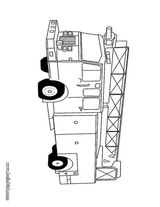 Christmas fire safety coloring pages ~ Fire truck coloring page | Truck coloring pages, Coloring ...