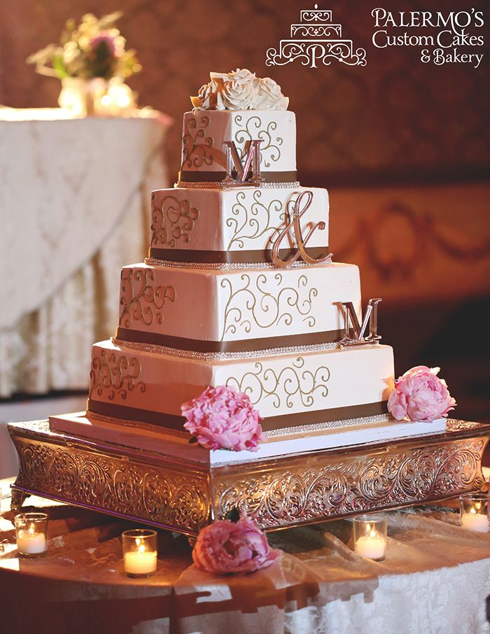 Feast Your Eyes On These 36 Amazing Wedding Cakes