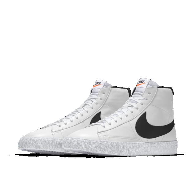 Nike Blazer Mid By You Custom Shoe   Mens nike shoes, Nike blazer ...