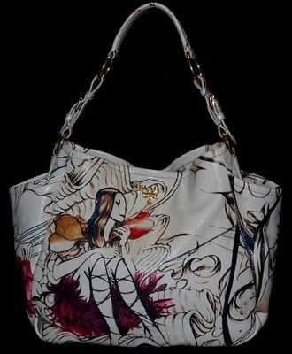 791b20573311 Prada Fairy Cervo LUX Print BAG BY James Jean | Bags | Fashion, Bags ...