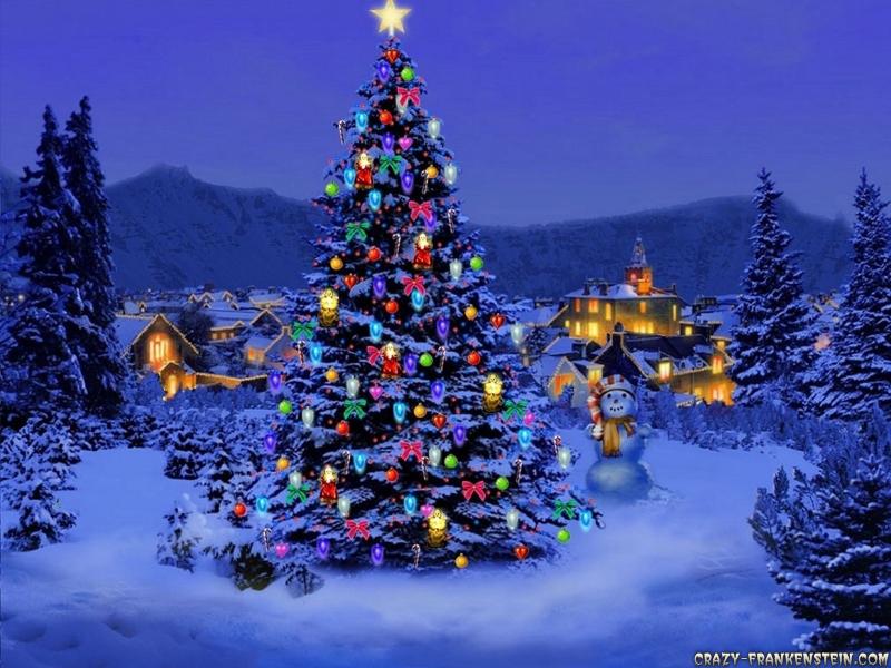 2013 Christmas Checklist 21 Things You Should Do This Holiday Christmas Desktop Christmas Tree Wallpaper Beautiful Christmas Trees