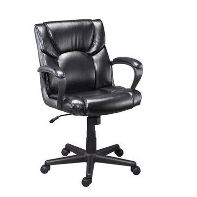 Staples Montessa Ii Mid Back Executive Chair Color B Products