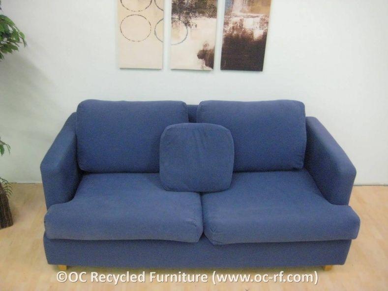 Rv Leather Sofa