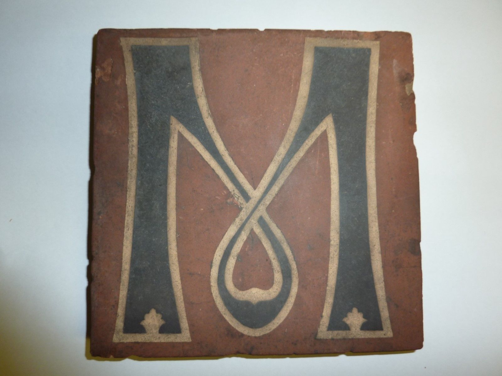Antique terracotta ceramic floor tile ceramic floor tiles and antique terracotta ceramic floor tile dailygadgetfo Images