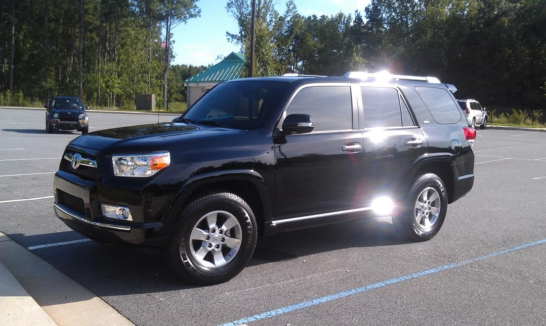 Tint Back 50 And Back Window 50 Fronts 35 And Windshield 15 2010 4runner Toyota 4runner Windshield