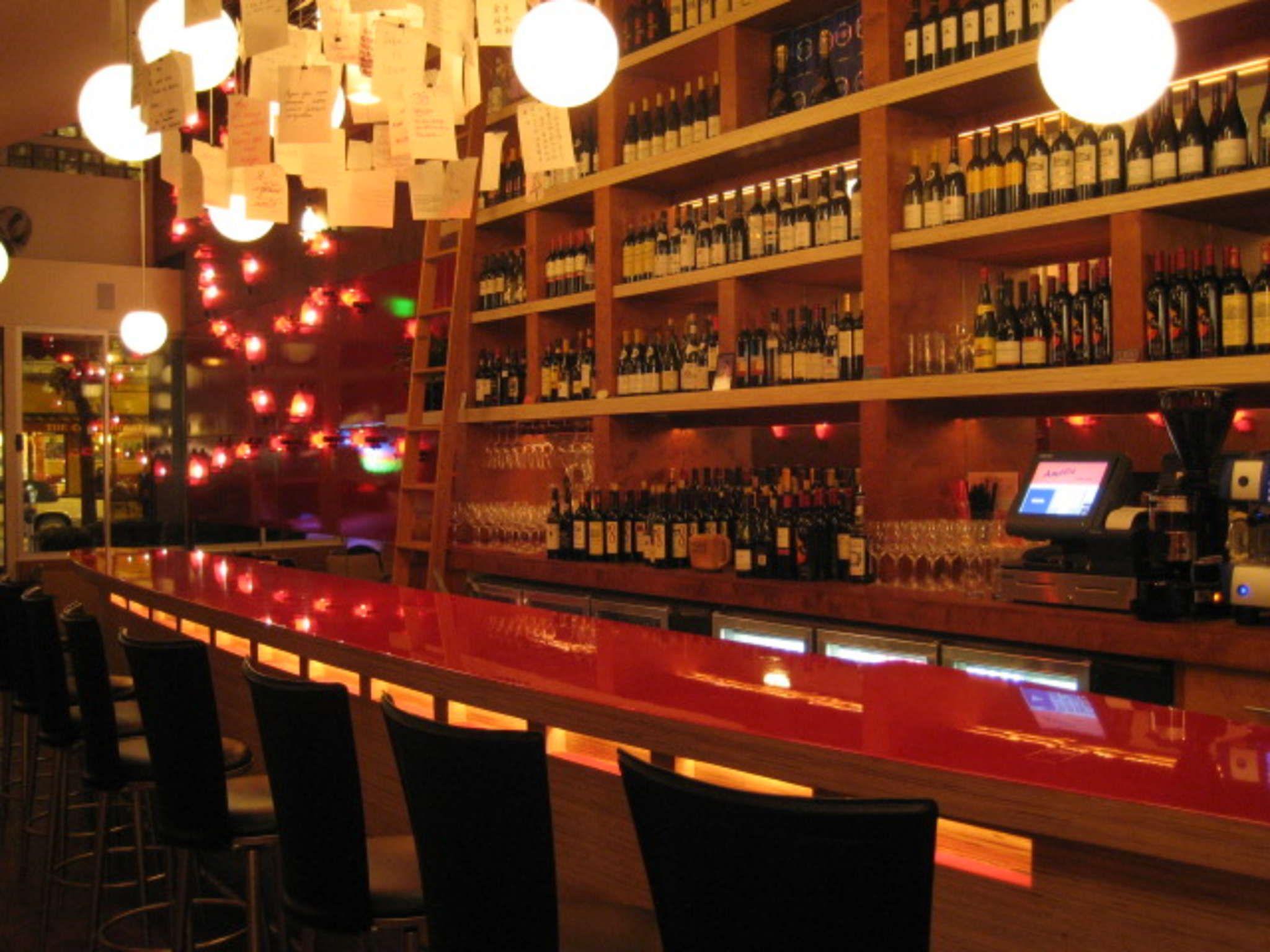 Amelie Wine Bar On Polk St In San Francisco Wine Bar San Francisco Wine Bar San Francisco Bars