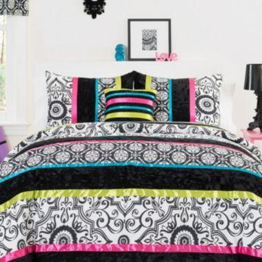 Seventeen boho nikko comforter set found at jcpenney - Jcpenney childrens bedroom furniture ...