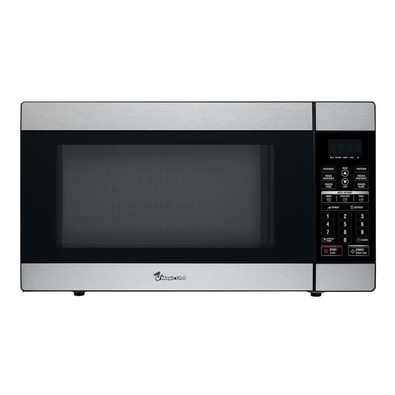 Magic Chef Mcd1811 Magic Chef Countertops Stainless Microwave